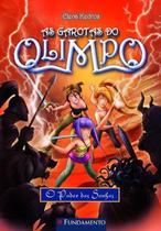Garotas do Olimpo. O Poder dos Sonhos Paperback Elena Kedros - Fundamento