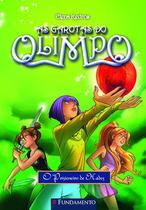 Garotas do Olimpo. O Prisioneiro de Hades Paperback Elena Kedros - Fundamento