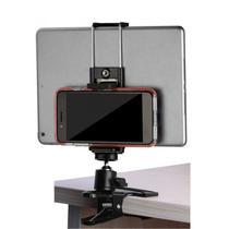 Garra Suporte Smartphone e Tablet com Cabeça Ball Head - ST16 BJ024 - E-Reise Photo Equipment