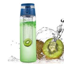 Garrafa Com Infusor Para Chá Dieta Agua Frutas 700ml - Mec