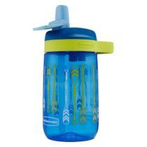 Garrafa de água infantil - Azul 414ml - Rubbermaid -