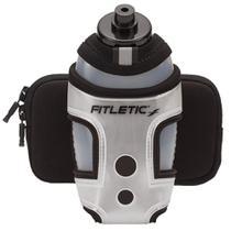 Garrafa de mão com Suporte em Neoprene Hydra Pocket Fitletic -