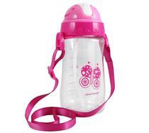 Garrafa Squeeze Pequininos 480ml Jacki Design Borboleta Pink -