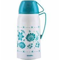 Garrafa termica 1l madri floral cores 3239 / un / aladdin -
