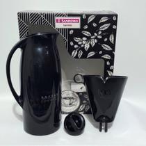 Garrafa térmica 1l + suporte filtro t:103 café fresco - Sanremo