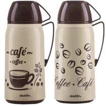 Garrafa Térmica Coffe Line 1L Rosca Cor Sortida - Aladdin -