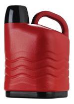 Garrafa Térmica Invicta Vermelha - 5 Litros -