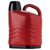 Garrafão Térmico 5 litros  Vermelho  Invicta -