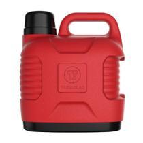 Garrafão Térmico Supertermo 5 Litros Vermelho - Termolar -