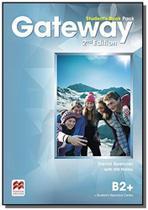 Gateway 2nd edition b2+ students book pack - Macmillan