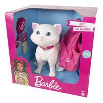 gatinha da barbie pet com bolsa para carregar -