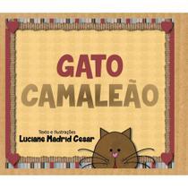 Gato camaleão - Scortecci Editora -