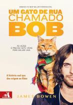 Gato De Rua Chamado Bob, Um - 03 Ed - Novo Conceito
