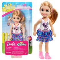 Gato Família Barbie Club Chelsea - Mattel FRL82 -