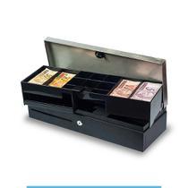 Gaveta de dinheiro Bematech GD-46 com abertura superior -