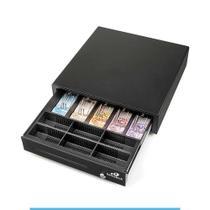 Gaveta de dinheiro Bematech GD-56 Automática Preta -