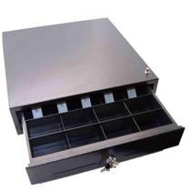 Gaveta para caixa preto com chave mg40-cs*** / un / menno -
