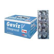 Gaviz 10mg - 10 Comprimidos Cartela Avulsa + Bula - AGENER UNIAO