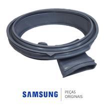 Gaxeta / Borracha da Porta DC64-03235B Lava e Seca Samsung WD10M44530W WD10M44530S WD85M4453MW -