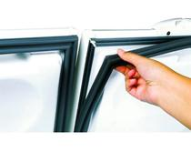 Gaxeta Borracha Freezer Horizontal Metalfrio Da550 Unitário -