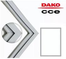 Gaxeta inferior refrigerador dako cce 280 350 360 litros -
