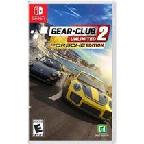 Gear Club Unlimited 2: Porsche Edition - Switch - Nintendo