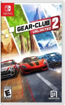 Gear Club Unlimited 2 - Switch - Microïds
