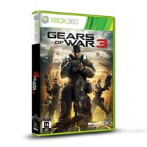 Gears Of War 3 - Xbox 360 - Geral