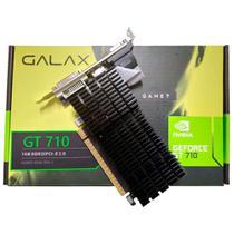 Geforce galax gt mainstream 71ggf4dc00wg gt 710 1gb ddr3 64bit 1000mhz dvi hdmi vga -
