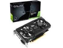 Geforce Galax GTX Performance Nvidia 65SQH8DS08EX GTX 1650 ONE CLICK 4GB DDR5 128BIT 7008MHZ DVI HDMI DP -