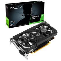 GeForce GTX 1650 4GB GDDR6 128bits - EX - 1-Click OC Edition - Galax 65SQL8DS66E6 -