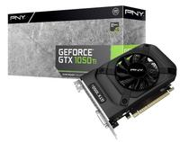 Geforce PNY GTX Performance Nvidia VCGGTX1050T4PB GTX 1050 TI 4GB DDR5 128BIT 7000MHZ DVI HDMI DP -