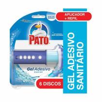 Gel Adesivo Marine com Aplicador 6 Discos de Gel 1 UN Pato -