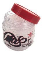 Gel Cola Max Penteados Incolor 250g -