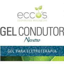 Gel Condutor Eletroterapia Eccos Nano Gel Detox 5kg -