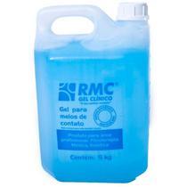 Gel Condutor Galão 5kg Azul - RMC - Rmc Gel Clínico