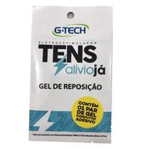 Gel Condutor para Aparelho Eletroestimulador TENS Portátil Alívio Já Plus G-Tech -