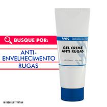 Gel creme anti rugas 30g - Unicpharma