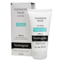 Gel Creme Hidratante Facial NEUTROGENA Oil Free FPS 15 50 ml -
