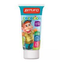 Gel Dental Infantil Cocoricó com Flúor Tutti-Frutti 90g - Bitufo