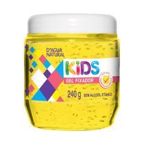 Gel Fixador Kids 240g D'agua Natural - D'água natural