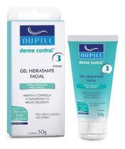 Gel Hidratante Facial Derme Control 50g - Nupill -
