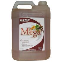 Gel Mega Com 9 Princípios Ativos Para Estética, Ultrassom, Tens, Fes, Correntes - Galão 5 Litros - Rmc - Rmc Gel Clínico