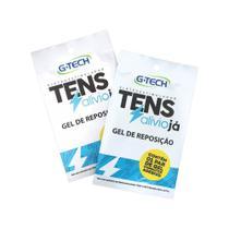 Gel Para Eletroestimulador Portatil Tens Alivio Ja - G Tech