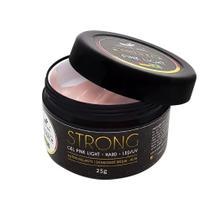 Gel Strong Pink Light Unique Nail Autonivelante Led/Uv 25g -