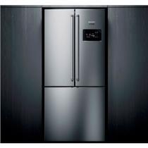 Geladeira Brastemp Gourmand Frost Free Side Inverse 540 litros Inox com Ice Maker BRO81AR - 220V -
