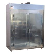 Geladeira Câmara Fria Refrigerador Açougue Carnes Aves Frios 2 Portas 600 Kg Inox 220V - Polofrio -