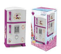 Geladeira Cozinha Infantil Princesas Refrigerador Pop Disney - Xalingo
