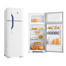 Geladeira Electrolux 2 Portas Cycle Defrost 260L 127v Branco