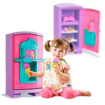 Geladeira infantil sweet fantasy gela sorvetinho cardoso - Cardoso Toys